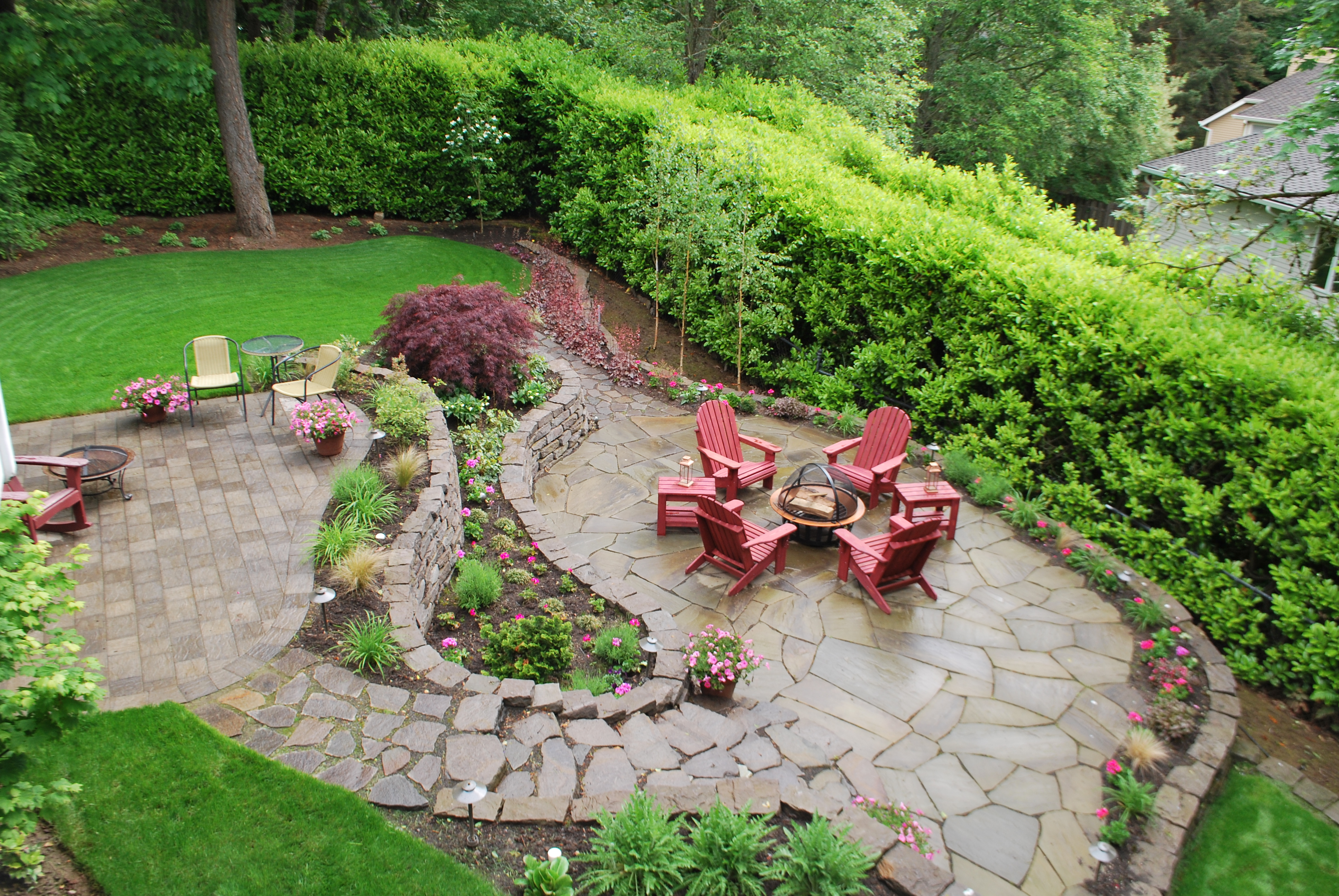 Unique Landscape Design Challenge Results in a Beautiful Outdoor ...